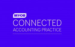 MYOB CAP Logo One Colur 2603C